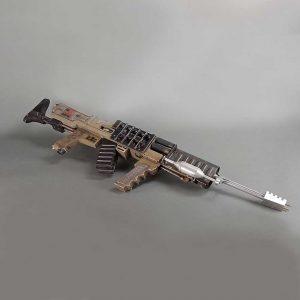 Arnold Schwarzenegger Eraser Hero EM-1 Railgun
